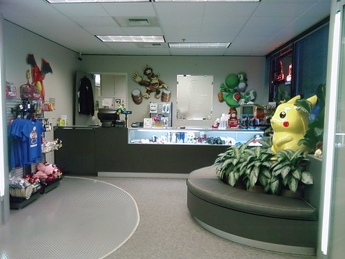 Nintendo Customer Service Center