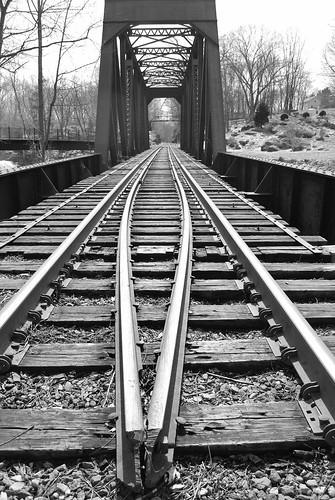 Trestle tracks