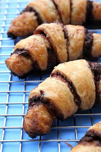 Rugelach, le Biscuit qui Voulait Etre Croissant -