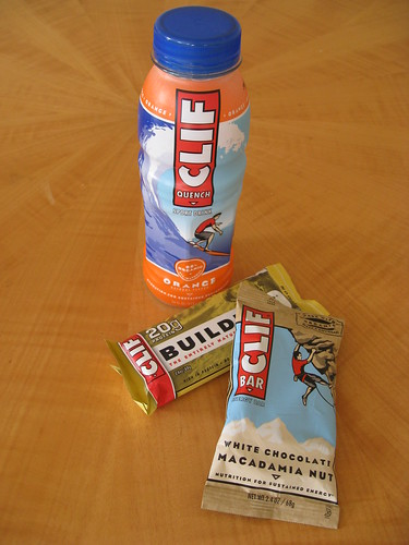 Clif new packaging front