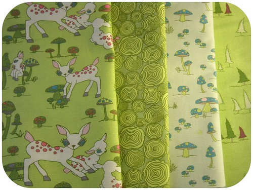 jay mccarroll woodland wonderland fabric