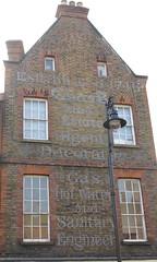 Estate Agent Decorator (tommyajohansson) Tags: london sign hampstead estateagent decorator ghostsign fadedsign faved heathroad tommyajohansson tradesbuildersplumbershandymen ga00528
