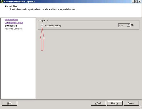 Resizing your VMFS the right way, exploring the next version
