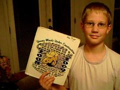 Alexander's Thursday Folder from Elementary School