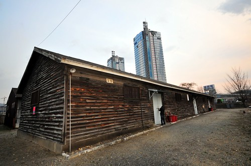 Old Railway Warehouses, Daejeon