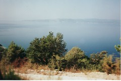 Croatian coast road1 (David Denny2008) Tags: coast election bosnia croatia september osce 1997 adriatic observer