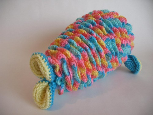 Amigurumi Crochet Difference : Crochet Challenge #9 entry--Amigurumi Tropical Fish - CROCHET