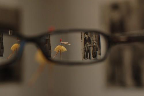 anteojos 03 (bailarina y chaplin)