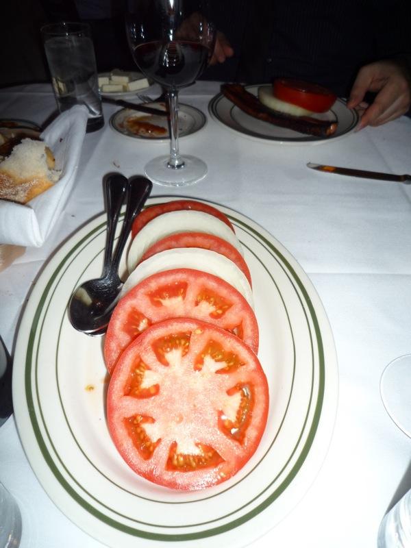 Wolfgang Boy Dinner