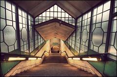 BERLIN|7- Inside Metro (manlio_k) Tags: berlin underground metro hdr manlio photomatix tonemapped tonemap manliocastagna manliok