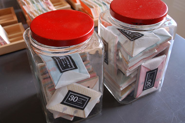 candy jars by you.