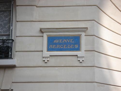 Avenue Mercedes