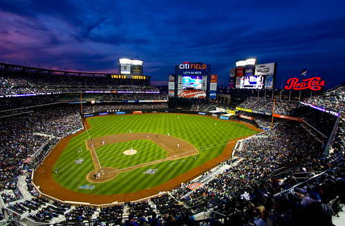Citi Field, Opening Day