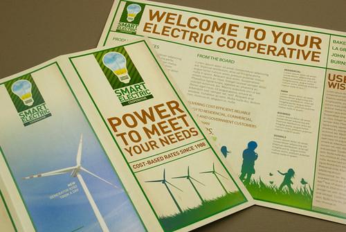 Utility Cooperative Brochure