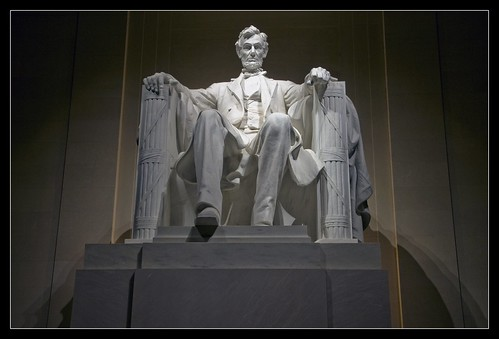 Abraham Lincoln Memorial Pictures. Abraham Lincoln Statue at