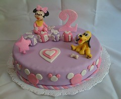 Disney (Mariana Pugliese) Tags: 2 cake abril disney mickey pluto minnie cumpleaños torta cubos 241543903 marianapugliese