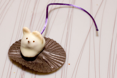 white chocolate Mouse 2