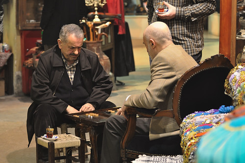 Backgammon Tavla - Grand Bazaar (Istanbul)