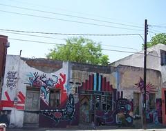 Col. Independencia (lastrescalaveras) Tags: street urban graffiti paint leon monterrey blast nuevo independencia berman sanez lastrescalaveras asez