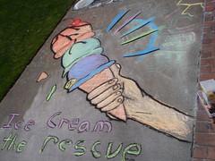 Ice Cream to the rescue