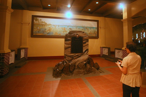 Battle of Mactan memorial
