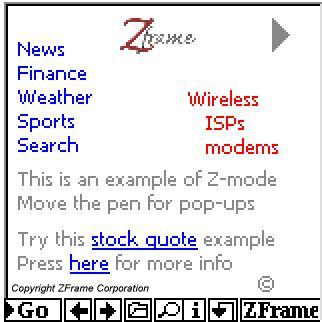 Zoomed Page