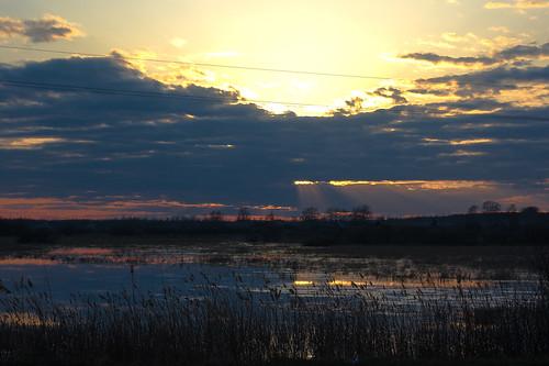 Закат над Неро