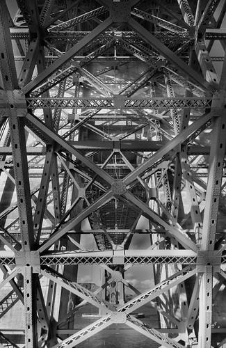 golden gate bridge black and white pictures. white Golden Gate Bridge
