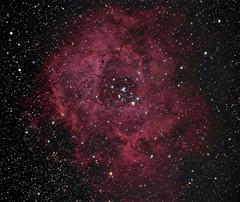 Rosette Nebula (Dark_Cloud_2014) Tags: southwest cluster nebula rosette deepspace dso astrophotograph ngc2237 Astrometrydotnet:status=solved competition:astrophoto=2009 astro:name=ngc2252 astro:name=thestar12mon astro:name=ngc2239 astro:name=rosettenebula astro:name=ngc2244 Astrometrydotnet:version=11264 astro:gmt=20090102t2255 astro:subject=rosettenebula astro:RA=980685777261 astro:pixelScale=663 astro:Dec=496061721347 astro:orientation=9656 astro:fieldsize=189x159degrees Astrometrydotnet:id=alpha20090521700561 thesunstarsanddeepspace locationtakengloucester