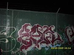 EOR 3DWC FTW (ruckuschris) Tags: art graffitti orangecounty dwc