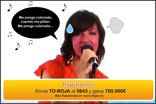 "Flapatono: ""Tó Roja"""
