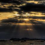 光芒(HDR) crepuscular rays thumbnail