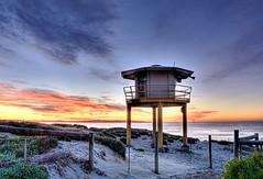 Cronulla :: Wanda Tower (Clinton Hadenham) Tags: ocean sky beach clouds sunrise paradise surf waves pacific sydney esplanade hdr cronulla elouera
