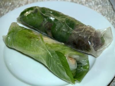 Vietnamese springroll