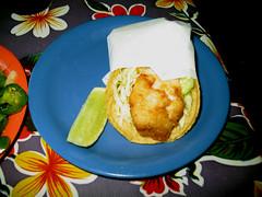 "Taco de Pescado ""Baja"""