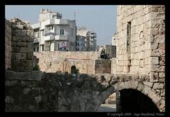 2009-05-10 08-23-31_copy (ibuerfei) Tags: travel lebanon castle urlaub tripoli 2009 souq crusaders liban rundreise libanon couchsurfing neareast kreuzritter tripolis naherosten