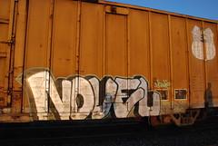 novel (huntingtherare) Tags: trains choo choos freight boxcars