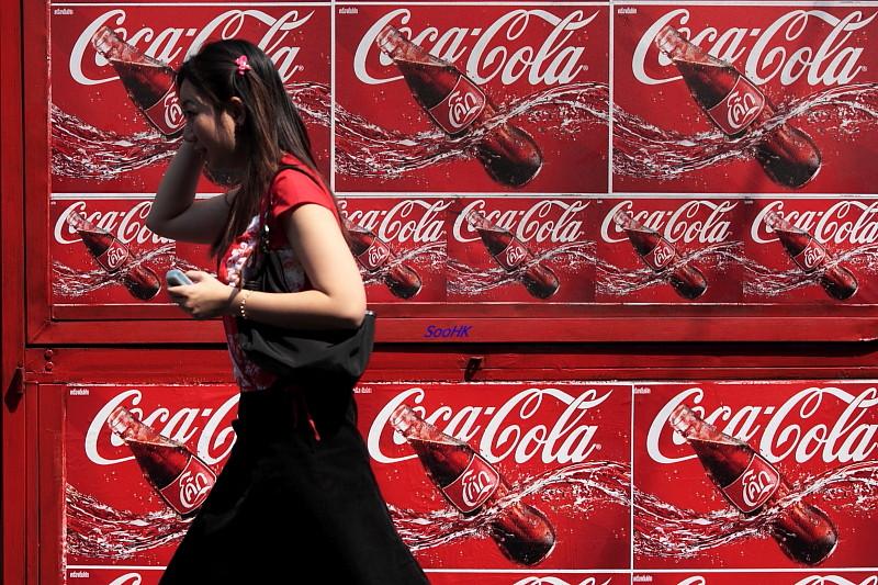 Coca Cola @ Bangkok, Thailand