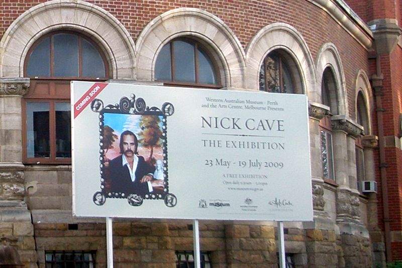 Nick Cave Exhibition