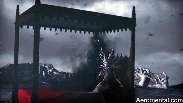 Dante's Inferno Beatrice alma negra