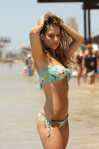 Girl at sea - Haifa | israel height=500