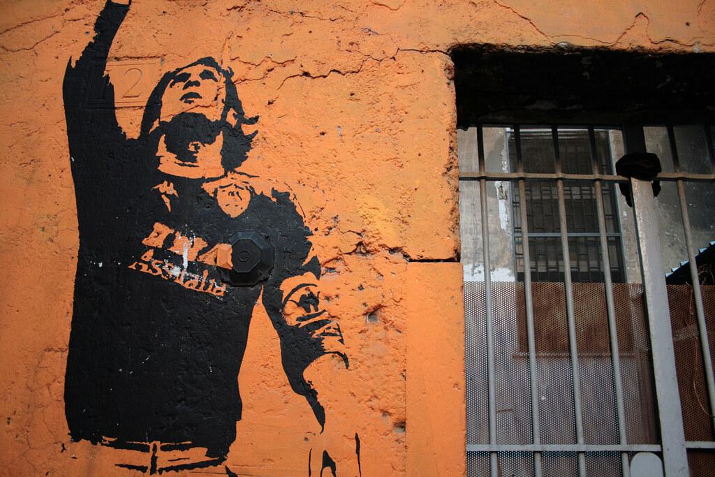 Totti Mural
