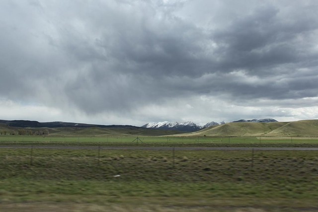 montana from the highway