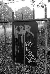 beyond this lies nothing (damonabnormal) Tags: street city urban blackandwhite bw streetart philadelphia june graffiti nikon tags urbanart drip 09 philly phl 2009 215 kbr driptag d80 philadelphiastreetart streetwriters philadelphiagraffiti philadelphiaurbanart