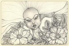 girl & roses-2