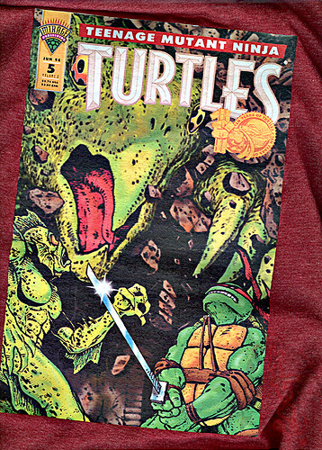 TMNTee V.2#5-- BOOTLEG of the TERRORPIN Projects iii (( 2009 ))