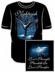 Nightwish - R$34,99 (Orbita Rock) Tags: de bandas nightwish camisas