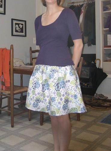 New Skirt!