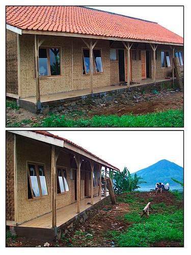 Bangunan SMK Pertanian Sarimukti