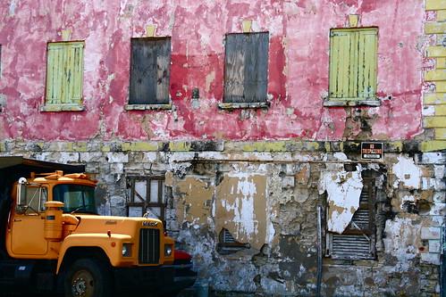 Streets of Nassau